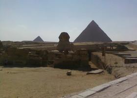 Пирамиды и храмы Египта