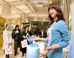 В Японии открывают отель со служащими-роботами