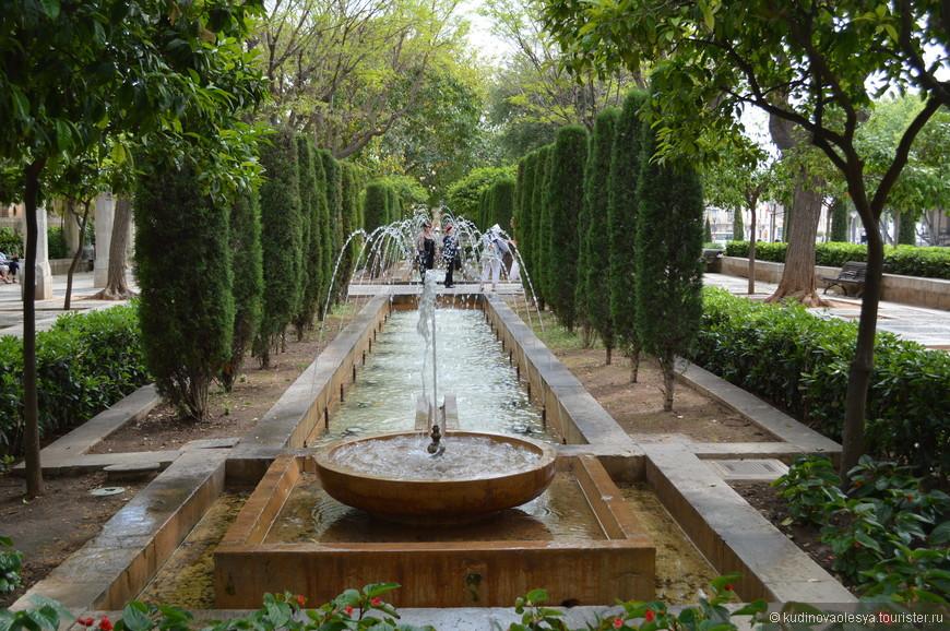 парк, Пальма-де-Майорка