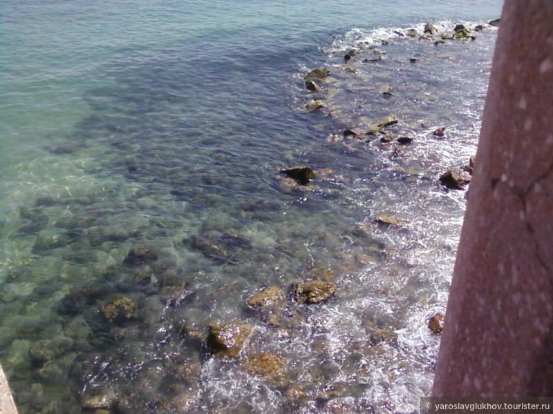 Море в Александрии.