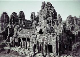 Храм Байон – наверное самый впечатливший меня