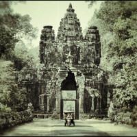 Поражающий воображение Ангкор Ват. Cambodia