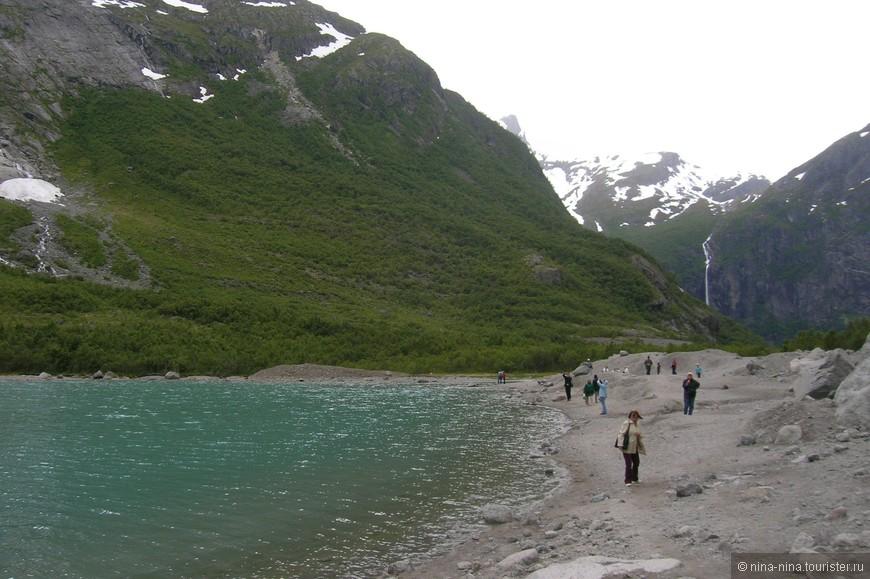 Около ледника