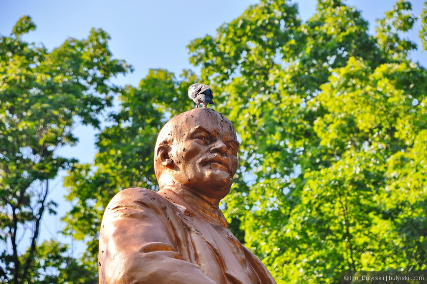 25. Если хотите погулять по зеленому, чистому городу с сотнями фонтанов, то Липецк для вас.