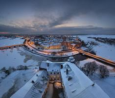 Малым историческим городам России выдадут денег на туристическую инфраструктуру