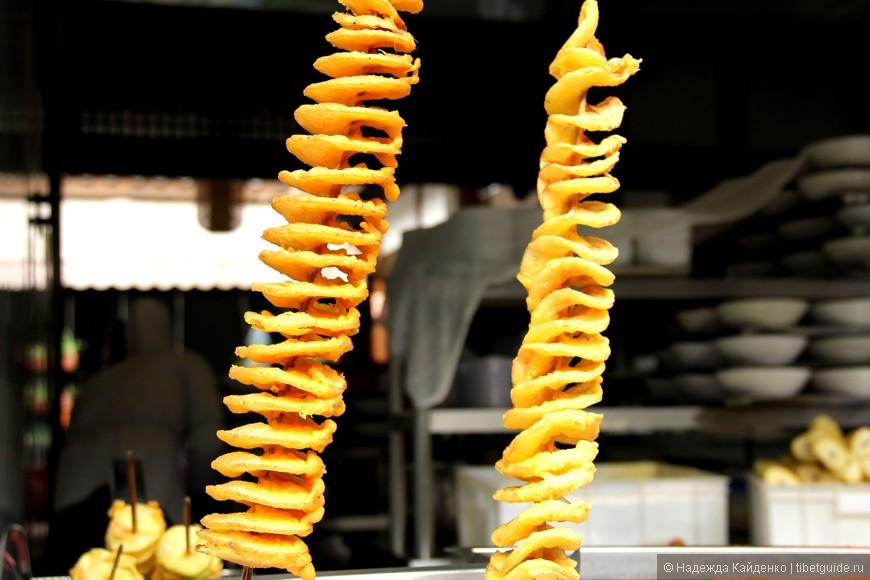 супер чипсы, самая подходящая европейскому вкусу закуска в Куаньчжай