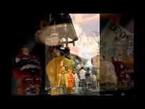 Переулки Куаньчжайсянцзы в Чэнду, 01:31