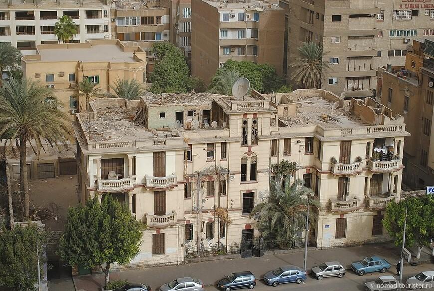 Каир - город контрастов.