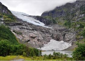 Дорогами Норвегии_От Фёрде до Бергена