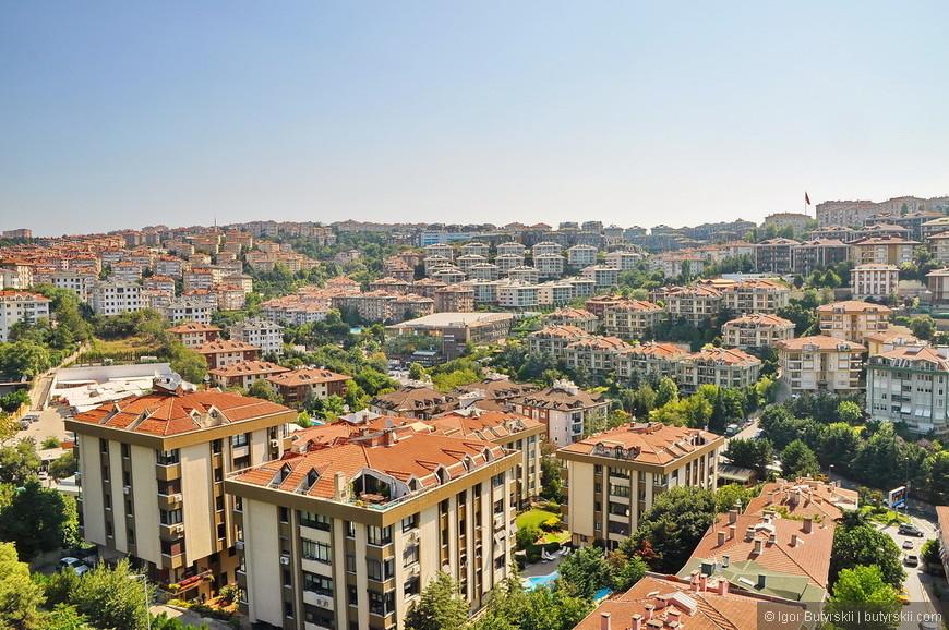07. Застройка города в большинстве своем малоэтажная, поэтому город занимает огромную площадь.