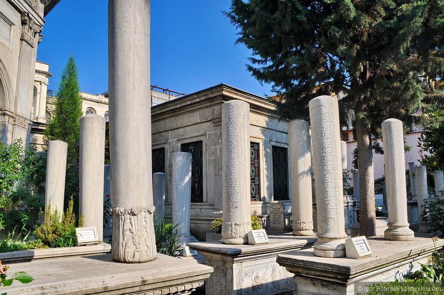 15. Колонны, колонны и еще раз колонны…