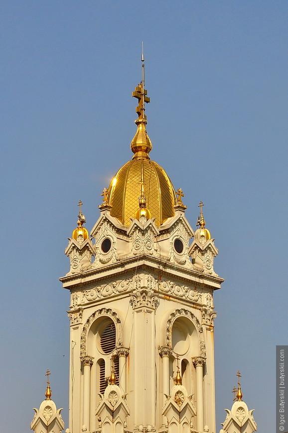 27. В городе действуют несколько православных церквей. Стамбул очень символический город для православных – именно здесь зародилась эта ветвь христианства.