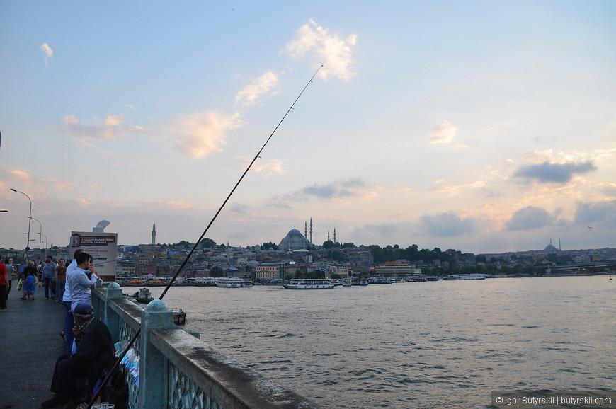 40. Стамбул великолепный город для путешествия на уикенд, конечно этого мало, но он уютный и теплый, есть, что посмотреть и куда сходить. Город – история, город – контраст.
