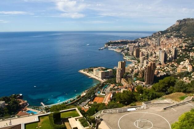 Картинки по запросу Французская жемчужина - Монако