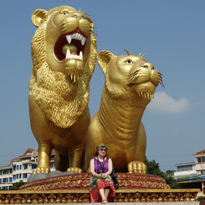 Камбоджа. Город-курорт Сиануквиль