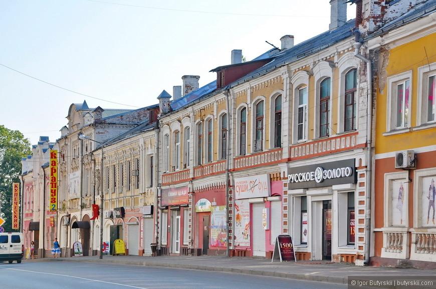 01. Рославль это русская провинция, настоящая такая, провинция.