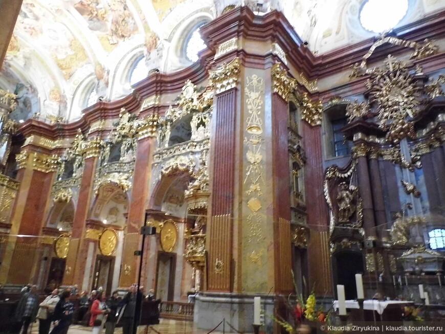 Церковь штифта.