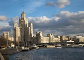 Совсем немного о Москве