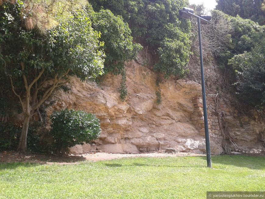 Таррагонские скалы.