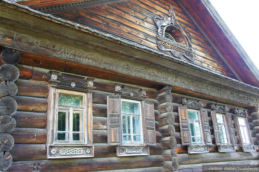 Дом Емельяна Степанова (1813г.)