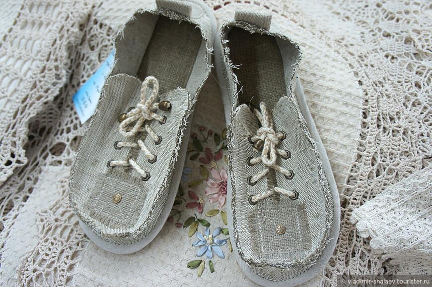 ...так и не совсем традиционные, как эти ботинки.