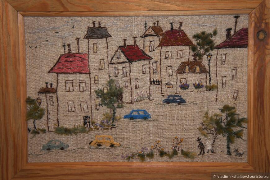 """А эта картина называется """"Золотой город"""" (2005)"""
