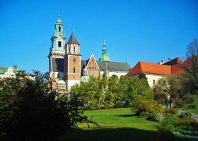 Один день в Кракове
