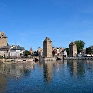 Пробежка по Страсбургу