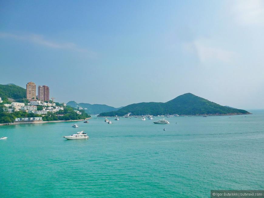 32. Стенли это район разрушающий мнение об урбанизированном городе, тут тихо и спокойно, дует морской бриз и абсолютно забывается, что вы в Гонконге.