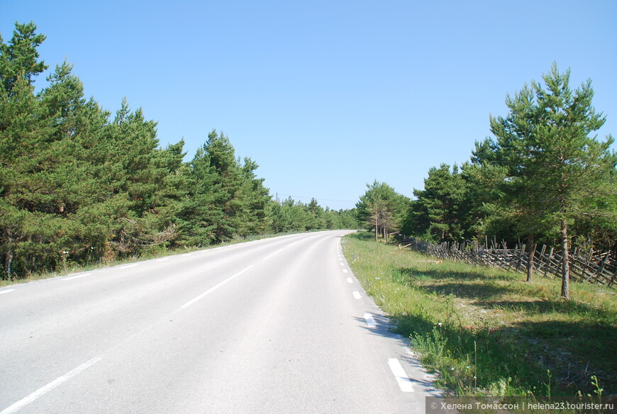 Остров Форё - небольшой, около 60-80 км. составляют дороги вокруг острова. По нему легко передвигаться на автомобиле или велосипеде.  Я лично попробовала оба варианта и предпочитаю велосипед.