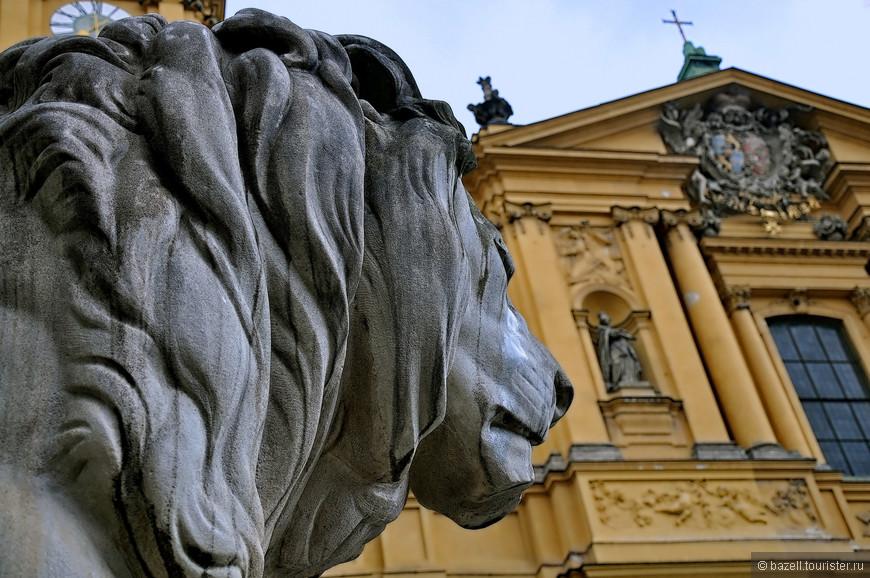 Мюнхен, Бавария — третий по численности населения город Германии после Берлина и Гамбурга.