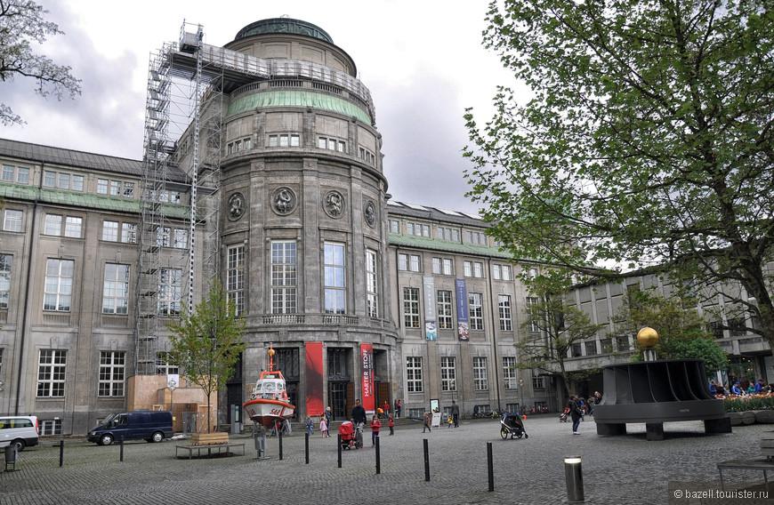 Немецкий музей техники