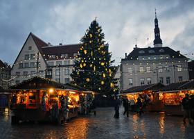 Эстония: Один день в Таллине