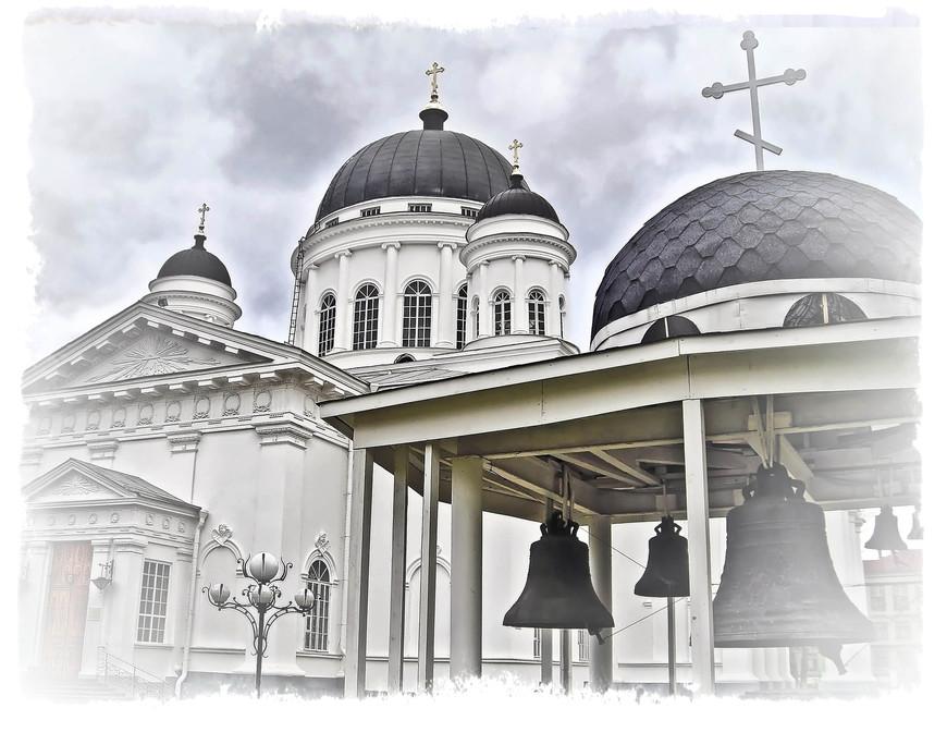 Спасский Староярмарочный собор, г. Нижний Новгород