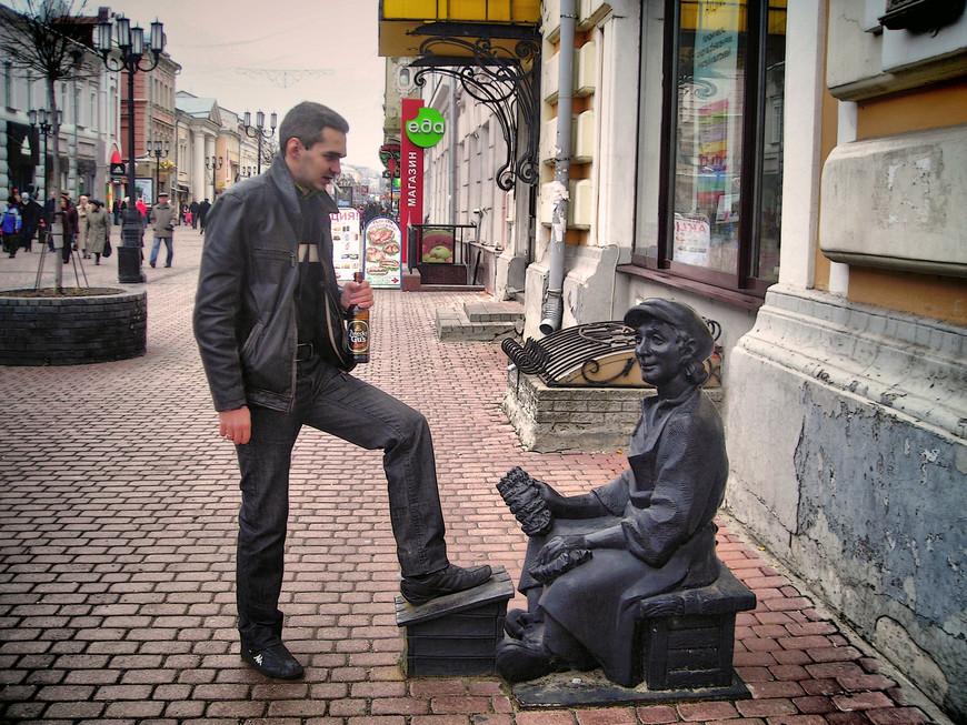 Покровская улица, г. Нижний Новгород