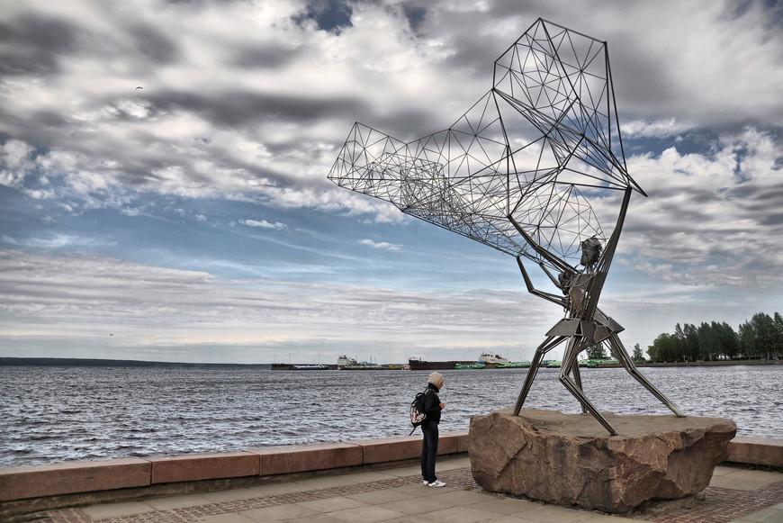 Набережная Петрозаводска