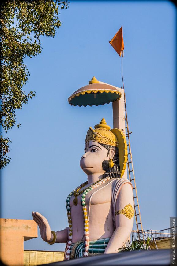 храм Ханумана