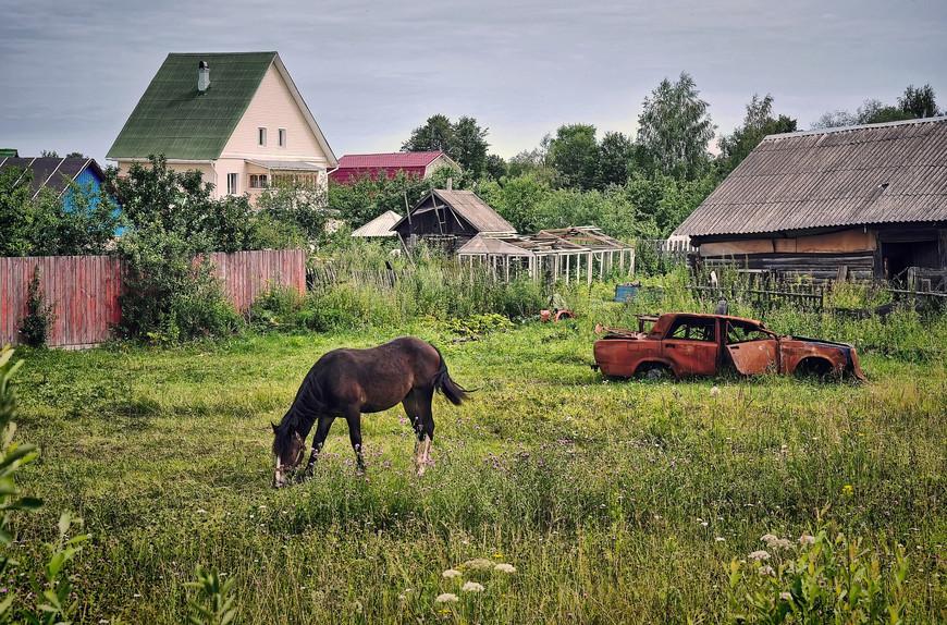 Деревня Афанасьево, Владимирская обл.
