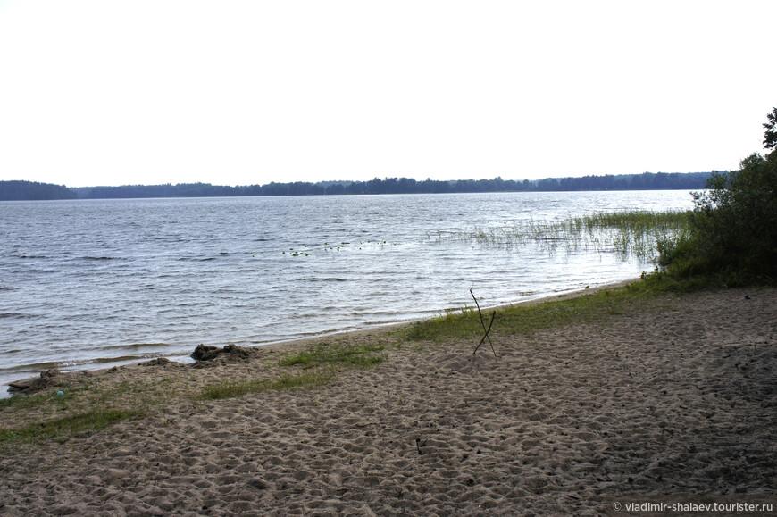Озеро Струсто.