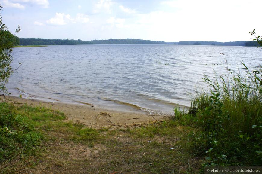 Озеро Поцех.