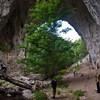 Каменные арки реки Вратны