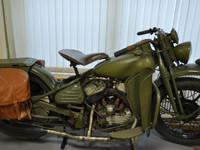 Музей Автомотостарины.Часть 2. Мотоциклы.