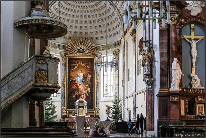 Что еще меня поражает в венских храмах, так это удивительные кафедры, неповторимые....