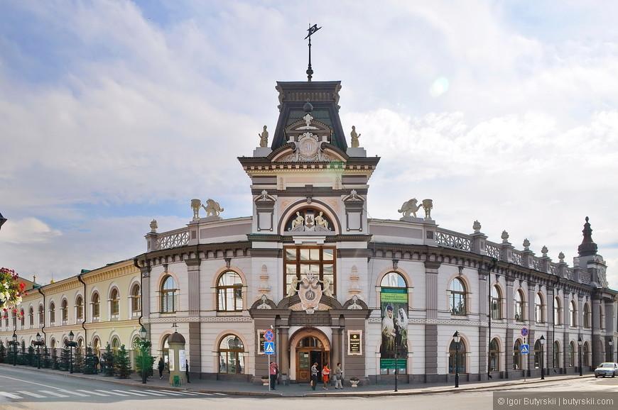 07. Национальный музей.