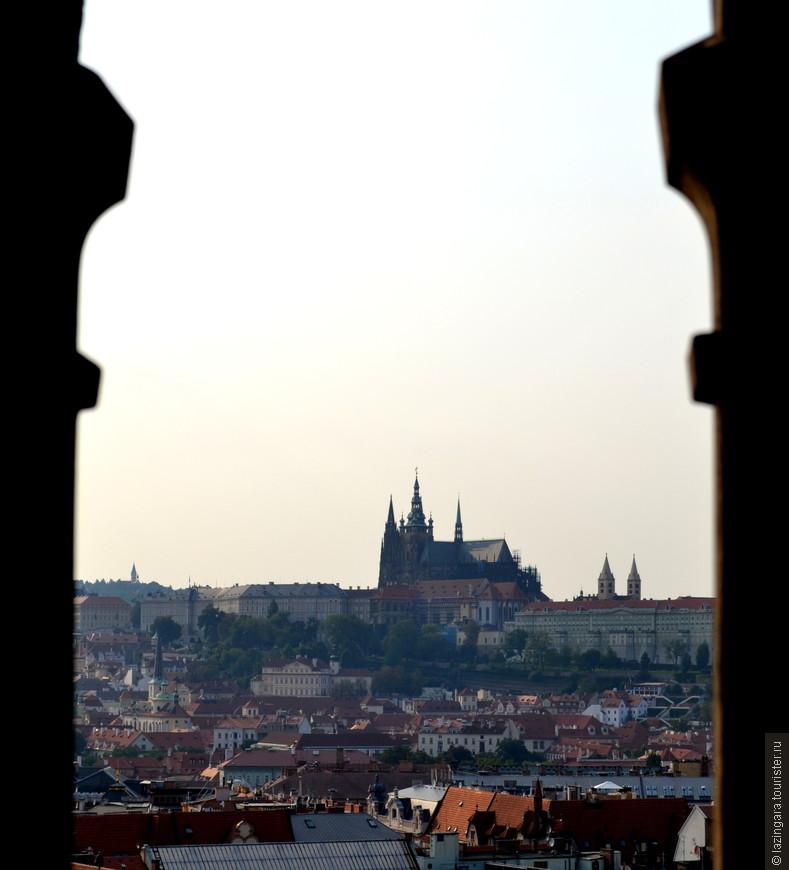 Колыбелью чешской истории является Пражский Град - древняя резиденция чешских князей, королей и императоров