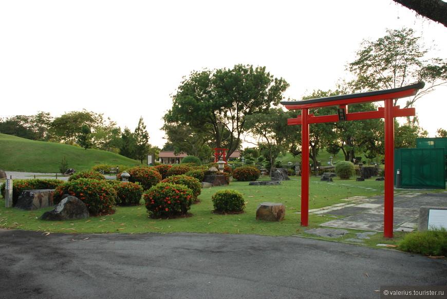 это уже японский сад