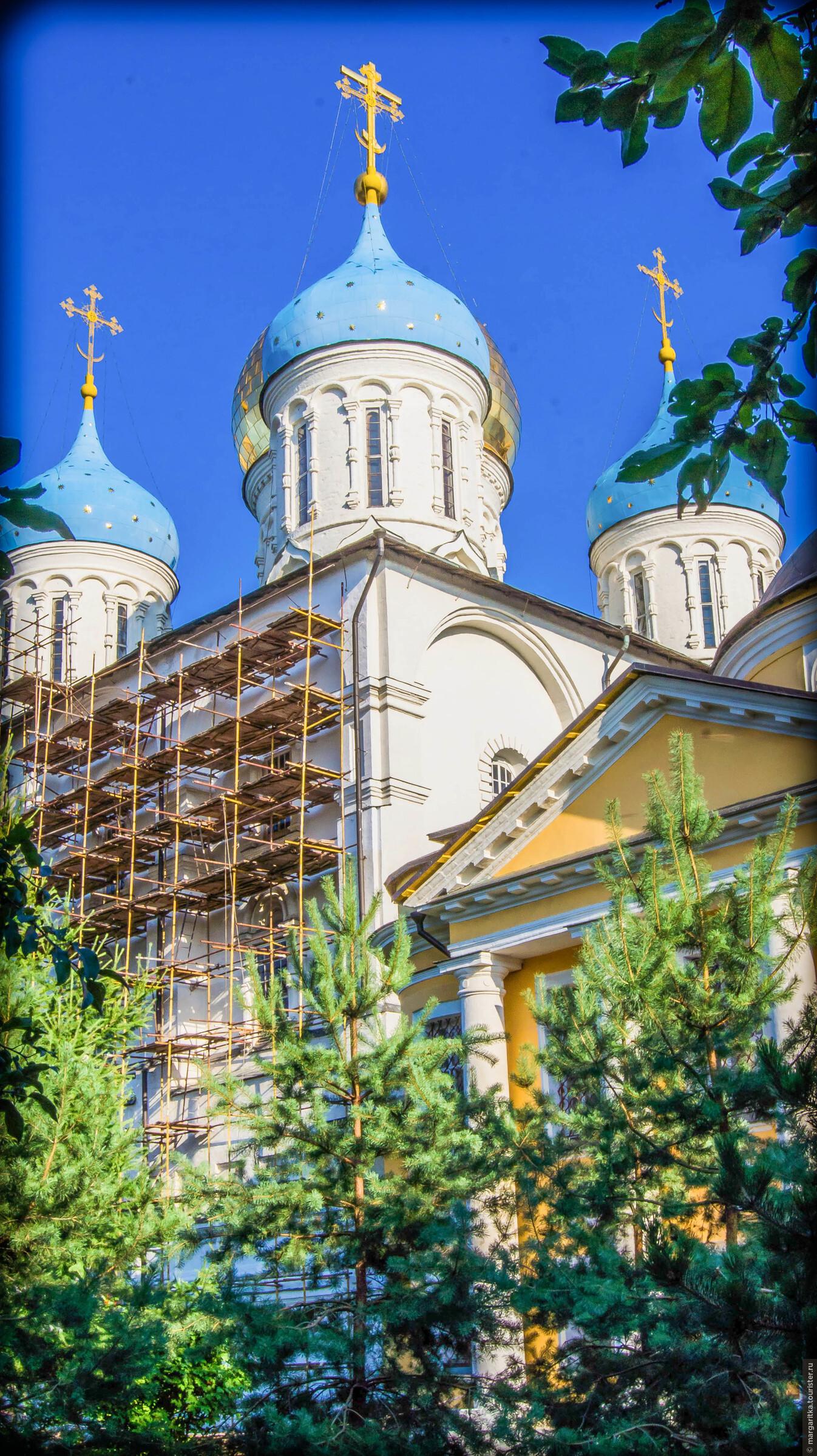 """Фото из альбома """"Новоспасский монастырь. Москва"""", Москва, Россия"""
