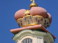 Большой дворец и большой парк Ораниенбаум.