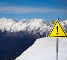 Сноубордист из Перми погиб в горах Красной Поляны