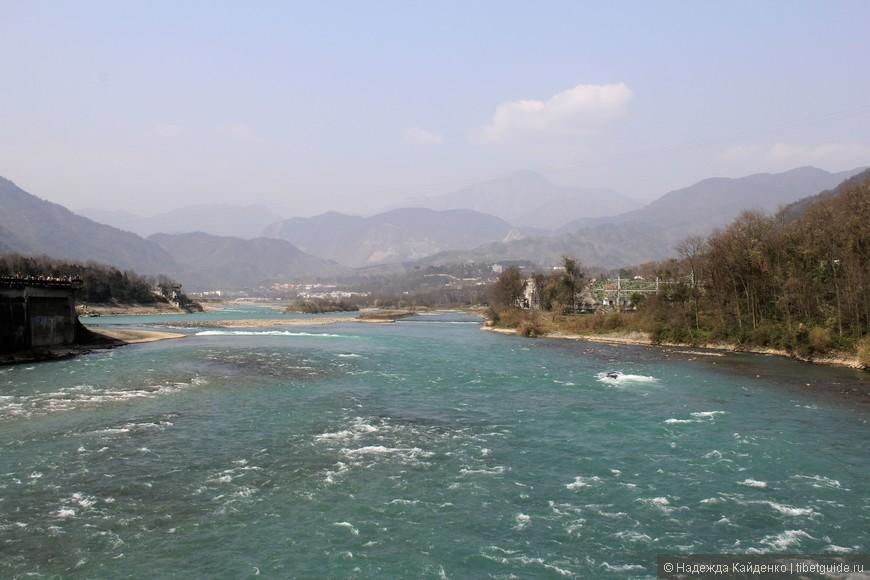 Река Миньцзян